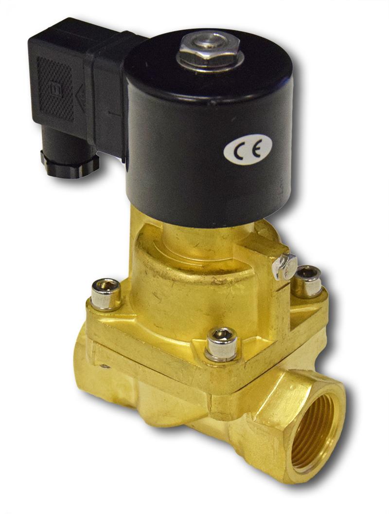 Elektromagnetické ventily - na páru / Elektromagnetický ventil EVS35