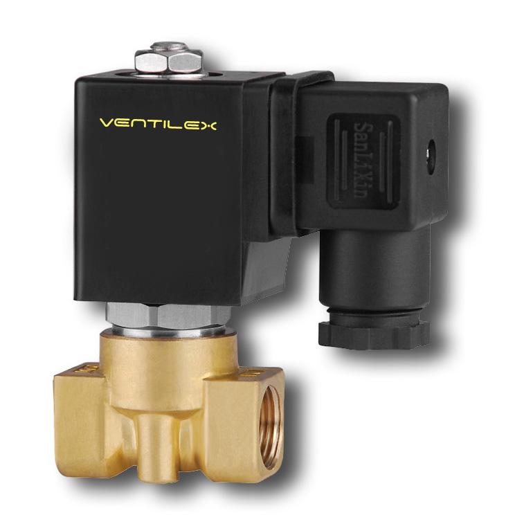 Elektromagnetické ventily - na páru / Elektromagnetický ventil HP45
