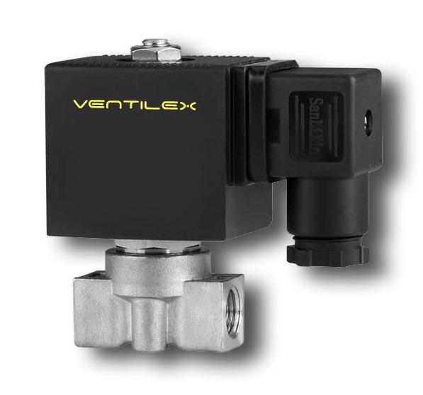 Elektromagnetické ventily - na páru / Elektromagnetický ventil HP50