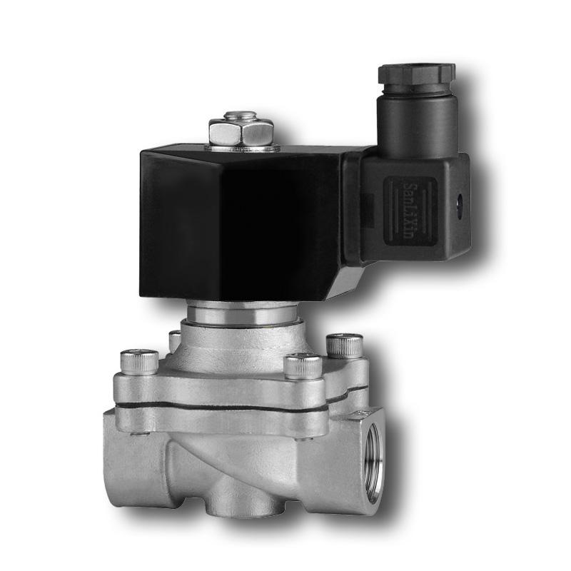 Elektromagnetické ventily - zavřené / Elektromagnetický ventil SVC003