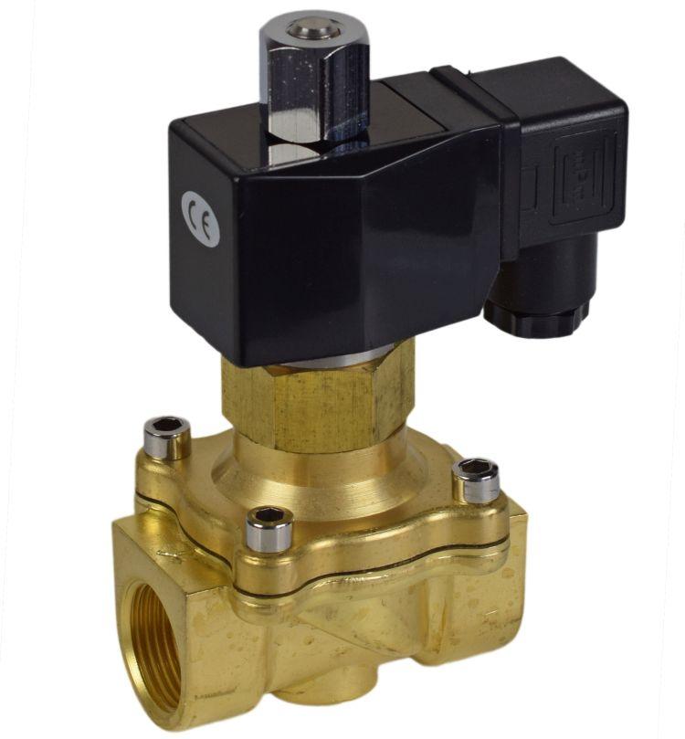 Elektromagnetické ventily - otevřené / Elektromagnetický ventil SVO703